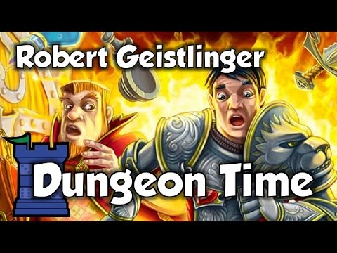 Dungeon Time Review with Robert Geistlinger