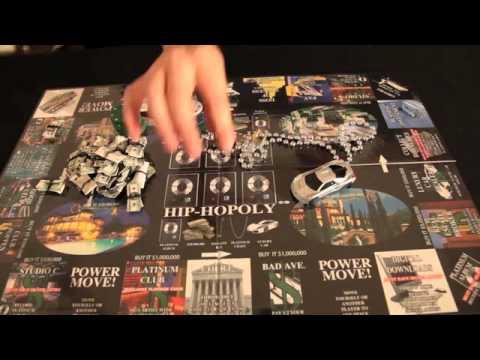 HIP-HOPOLY™ (How to play)
