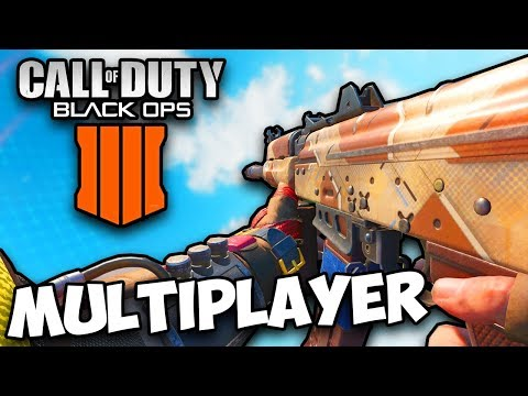 Black Ops 4 MULTIPLAYER! - [What To Expect] - Call of Duty 2018