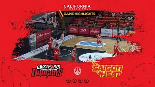Highlights ABL9 || Away - Game 10: Westports Malaysia Dragons vs Saigon Heat 03/01