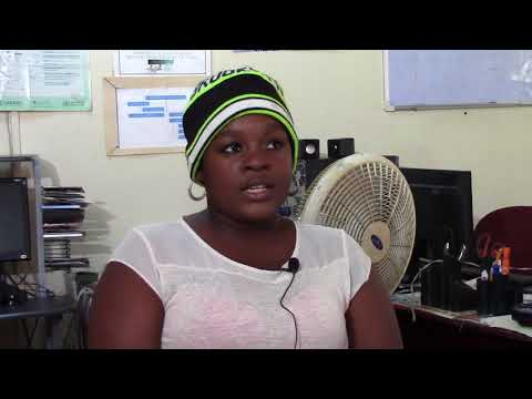 GUYANA: Teenage mother Makezia Larose shares her challenges & progress with us