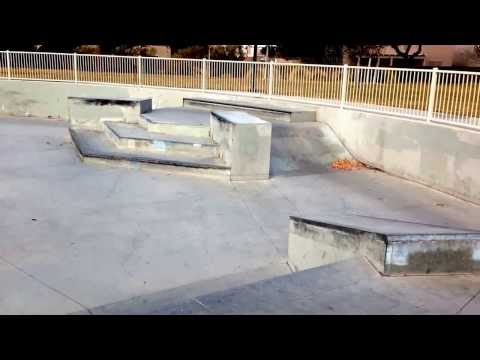 Duck Creek skatepark review, Las Vegas Nevada