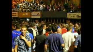 preview picture of video 'toro embolado en Segorbe dia 8 de septiembre 2012 fiestas Entrada de Toros y Caballos'
