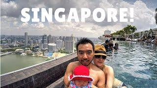 Singapore boat hotel infinity pool