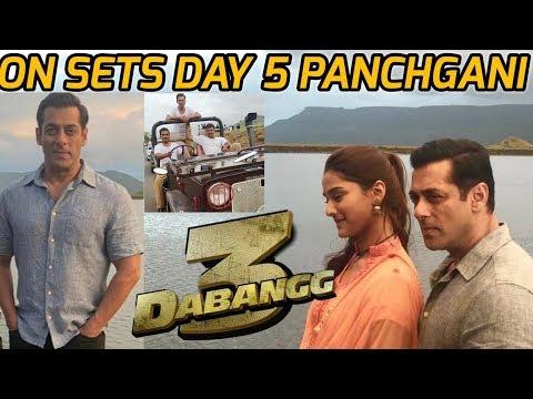 SALMAN KHAN'S DABANGG 3 | SAIEE MANJREKAR ROMANCE WITH CHULBUL | POLICE TRAINING | ON SETS DAY 5