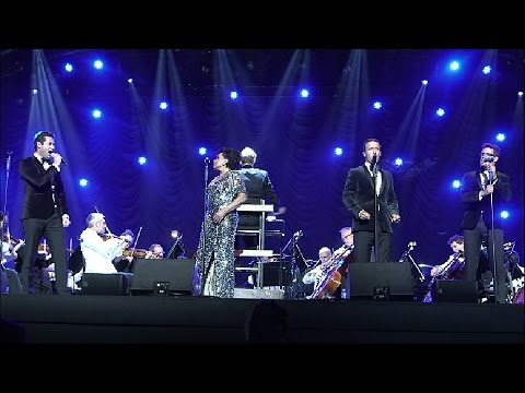 The Impossible Dream (Live) [Feat. Dame Shirley Bassey]