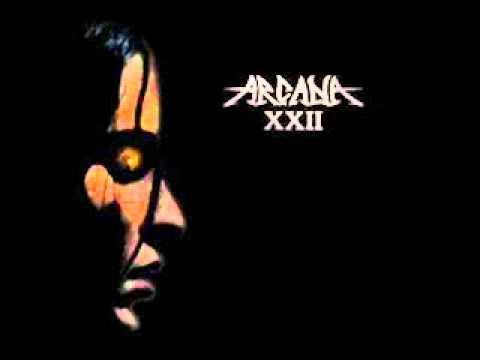 Arcana XXII - White Light & Black Spaces online metal music video by ARCANA XXII
