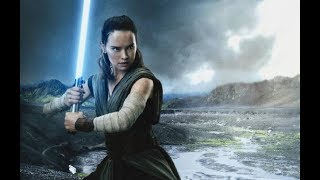 Rey IS a Mary Sue, BUT THATS NOT THE PROBLEM - Star Wars The Last Jedi Rant