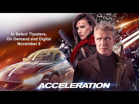 Acceleration Movie Trailer