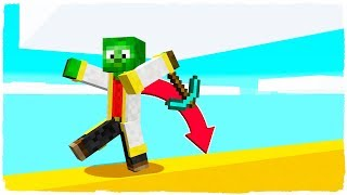 MINECRAFT - ¡NO DESTRUYAS EL BLOQUE EQUIVOCADO!