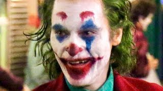 """Arthur Fleck's biggest joke just might be the one he pulled on you.  Joker director Todd Phillips recently made a few very interesting comments to the Los Angeles Times about the final scene of the movie comments that imply a bizarre truth about the story being presented. In case that's not warning enough, be advised that major spoilers for Joker lie ahead.  Joaquin Phoenix's Arthur is depicted early and often as having a tenuous grip on reality. The film eventually lets on that it's not always clear which events are fantasy and which are reality not to the audience, and presumably not to Arthur.   At the end, Arthur is seen with his psychiatrist in Arkham State Hospital after he has apparently killed his mother, incited a riot, shot Murray Franklin on live television, and escaped from police custody with the help of his clown-masked followers. As the shrink attempts to question him, Arthur simply laughs, telling her that she wouldn't get the joke. According to Phillips, it's this particular laugh that might hold a clue about the true nature of the story that just unfolded. He explained,  """"That laugh in that scene is really the only time he laughs genuinely. There are different laughs in the movie. There is the laugh from Arthur's affliction and then there is his fake laugh when he's trying to be 'one of the people,' which is my favorite laugh. But at the end, when he's in the room at Arkham State Hospital, that's his only genuine laugh in the movie.""""  Why is that, exactly? Well, perhaps because in the end, the joke is on us, the audience. Phillips has said that one of the main influences on his film was The Killing Joke, the acclaimed 1988 graphic novel in which the Joker says that if he must have a past, he, quote, """"[prefers] it to be multiple choice."""" The director made a direct allusion to this dialogue in suggesting that as many fans have speculated Arthur Fleck might not necessarily be who we think he is. Phillips said,  """"There are lots of ways you could look a"""