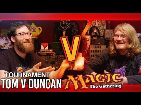 Magic: The Gathering Tournament – Tom v Duncan