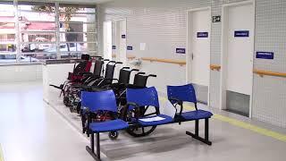Centro Especializado em Reabilitação Física e Visual é inaugurado.