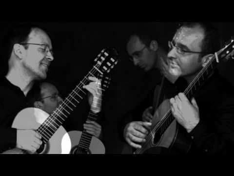 """Enrique Granados - Villanesca - Duo spielART (CD """"Landscapes"""")"""