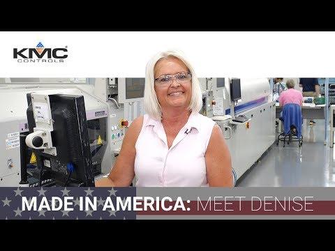 Made In America: Meet Denise