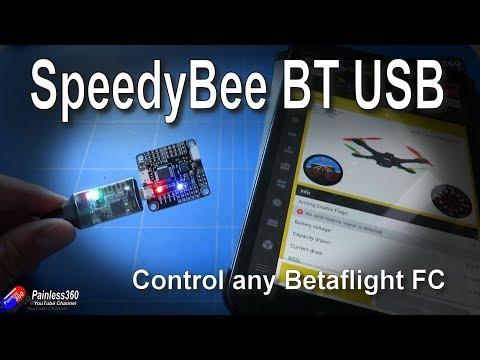 New SpeedyBee BT USB Adapter