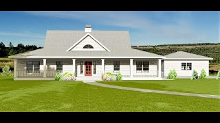 COUNTRY HOUSE PLAN 3125-00006