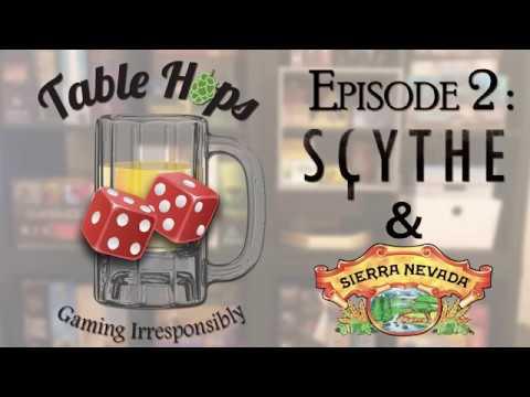 Scythe and Sierra Nevada Pairing - Board Game & Beer Pairing
