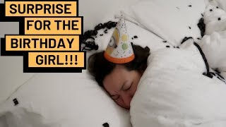 Not Your Typical Morning - Birthday Surprise For The Wife // Nat And Max
