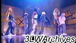 3LW- I Can't Take It (No More Remix) (Live Perfomance) (2001)