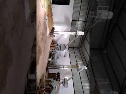 Automatic Wheat Grading Plant