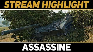 Strv S1: Unsichtbarer Assassine
