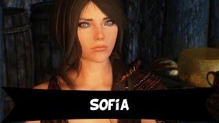 Skyrim mod: Sofia Pt-Br