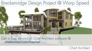 Chief Architect Suite vs SketchUp Pro Software Comparison | TEC