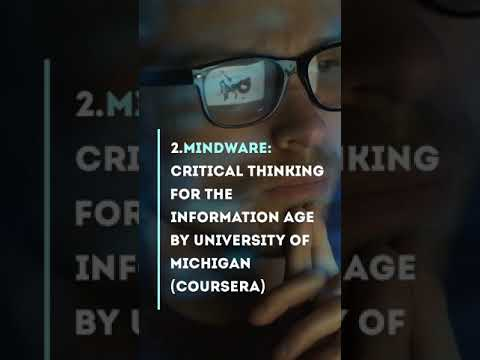 Top Course for Critical Thinking - YouTube