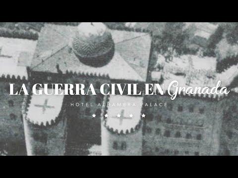 La Guerra Civil en Granada
