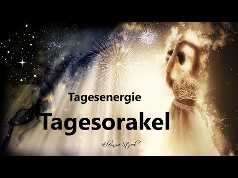 Tagesorakel Freitag 25.01.2019 (видео)