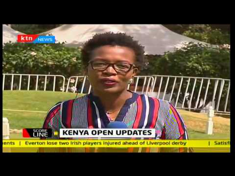 Scoreline: Lynne Wachira gives an update on the Kenya Open in Muthaiga