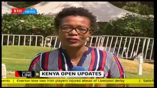 Scoreline: Lynne Wachira gives an update on the Kenya Open in Muthaiga