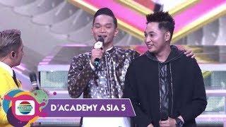 Terkejut Bahagia! Megat Haikal-Malaysia Kedatangan Idolanya, Irwan DA-D'Academy Asia 5