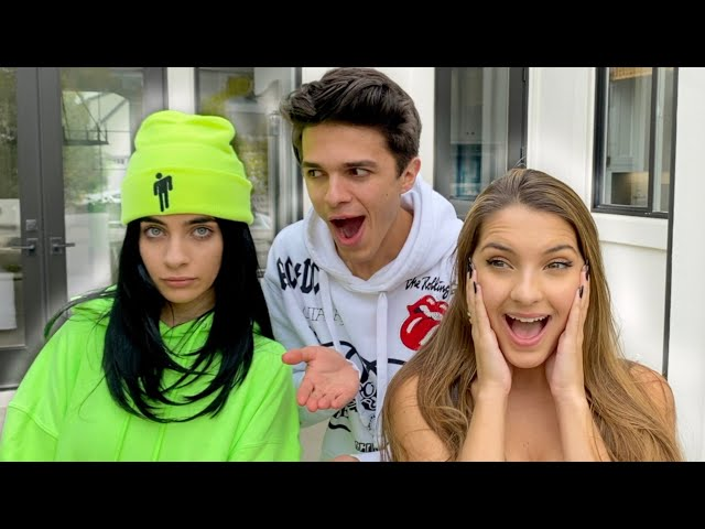 """Surprising My Friends With """"Billie Eilish""""!? (They didn't fall for it)"""