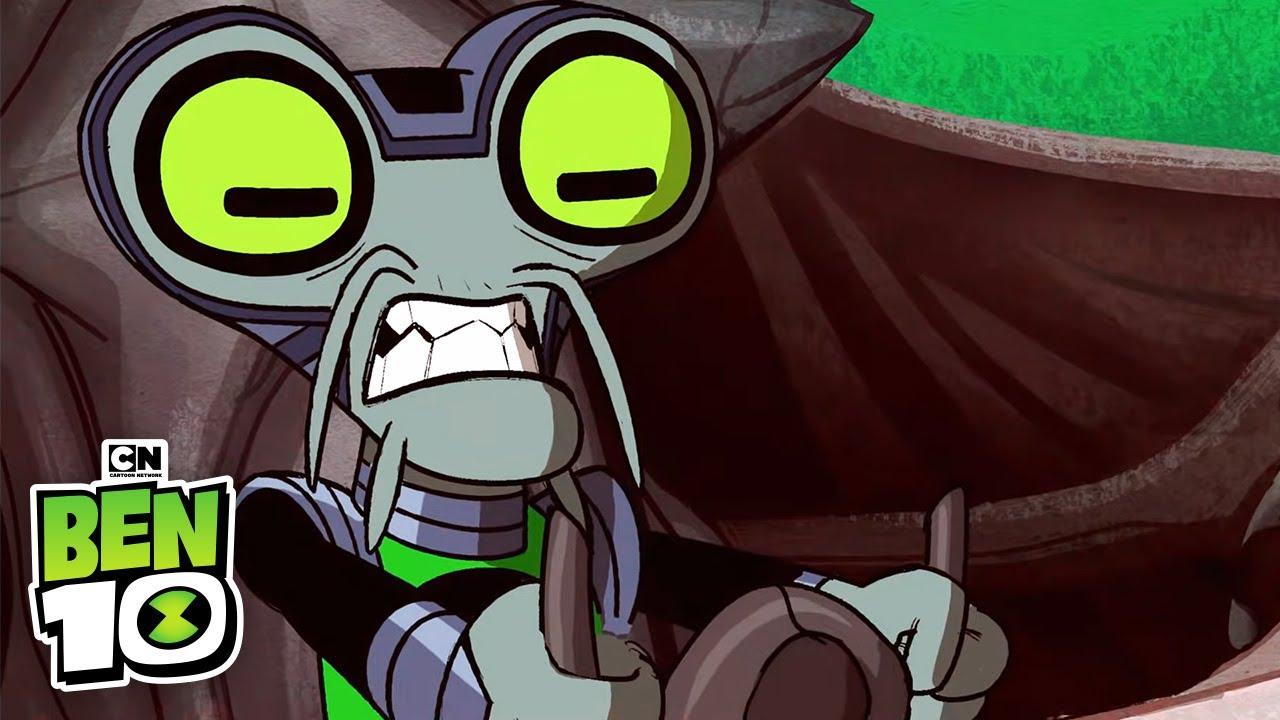 Ben 10 | Upgrade's Alien World | Episode 8 | Cartoon Network  downoad full Hd Video