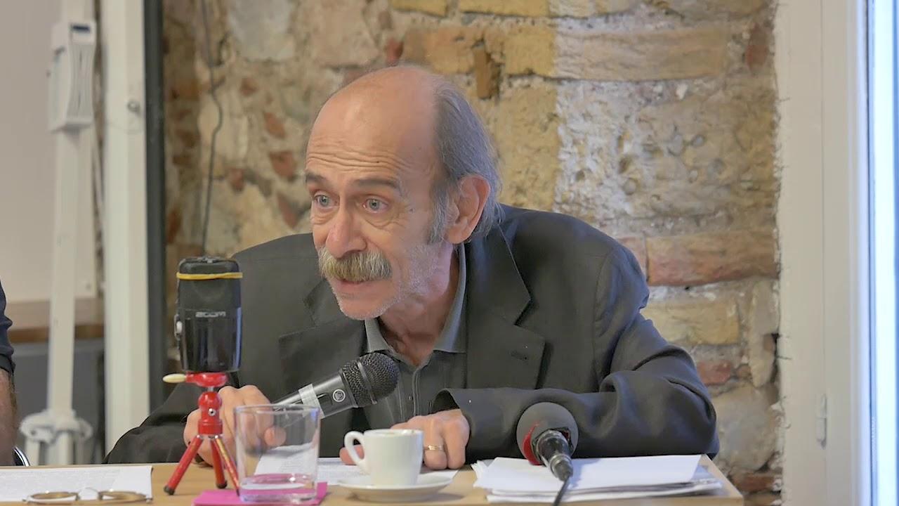 Προοδευτικές Συγκλίσεις σε Ελλάδα και Ευρώπη -Μιχάλης Σαμπατακάκης