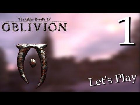 Прохождение The Elder Scrolls IV: Oblivion с Карном. Часть 1