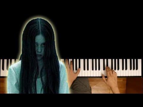"""Песенка Самары Морган ● караоке   PIANO_KARAOKE ● + НОТЫ & MIDI   (OST """"ЗВОНОК"""")"""
