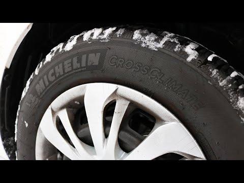 Michelin CrossClimate + | Winter Test