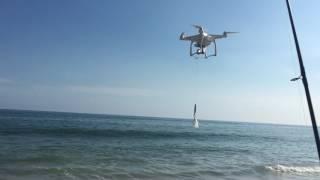 Drone Fishing Gone Wrong