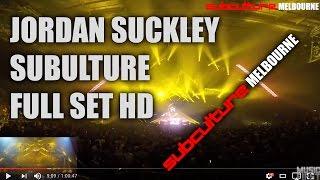 Jordan Suckley what a set