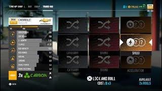 Need for Speed™ Payback: Modifying Camaro SS: Drag