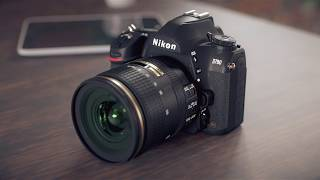 YouTube Video Lw-KlByGMAE for Product Nikon D780 Full-Frame DSLR Camera by Company Nikon in Industry Cameras