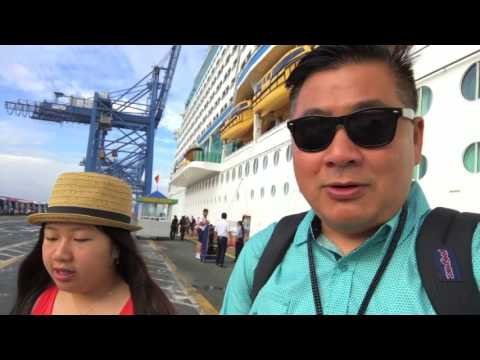 Asian Cruise – Singapore Thailand Vietnam Hong Kong June 2017