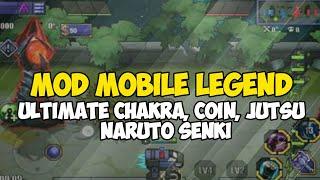 download mobile legends mod naruto senki