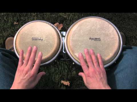 How to Play Your First Rhythm on Bongos–A Lesson for Beginners