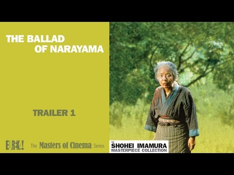 THE BALLAD OF NARAYAMA (Masters of Cinema) Trailer