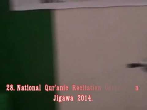 2014 Nigerian Musabaka: Ondo State 60 Hizb Female Participant