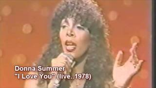 Donna Summer-I Love You.wmv